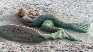 Bungalows-sand-sculpture