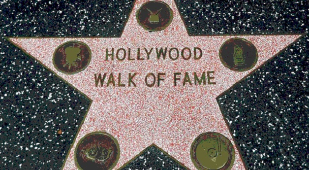Hollywood Walk of Fame Photo