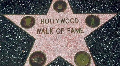 Hollywood Walk of Fame Photo